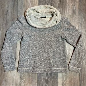 Eileen Fisher Small Petite Cowl Neck Sweater